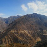 Panorama Colca Canyon