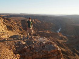 Fish River Canyon Flo
