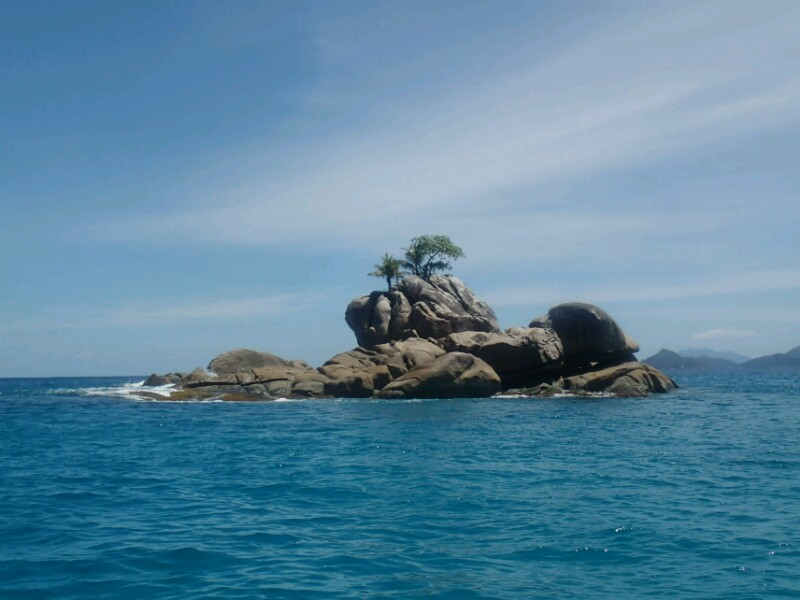 Seychellen One-Tree Island
